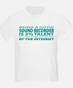 Good Sound Recorder T-Shirt