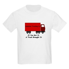 Truck Brought It T-Shirt