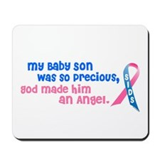 Angel 1 (Baby Son) Mousepad