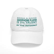 Good Saxophone Player Baseball Cap