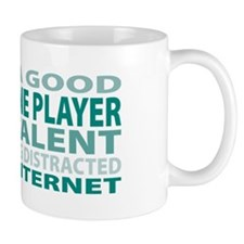Good Saxophone Player Small Mug