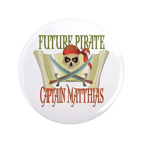 """Captain Matthias 3.5"""" Button (100 pack)"""