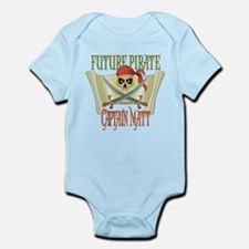 Captain Matt Infant Bodysuit