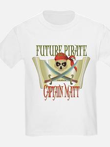Captain Matt T-Shirt