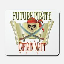 Captain Matt Mousepad