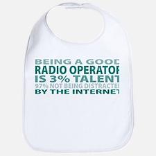 Good Radio Operator Bib