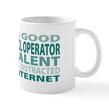Good Radio Control Operator Small Mug