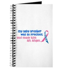 SIDS Angel 1 (Baby Brother) Journal
