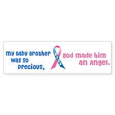 SIDS Angel 1 (Baby Brother) Bumper Bumper Sticker