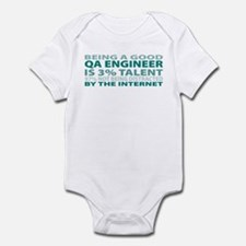 Good QA Engineer Infant Bodysuit