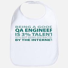 Good QA Engineer Bib