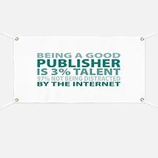 Good Publisher Banner