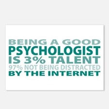 Good Psychologist Postcards (Package of 8)
