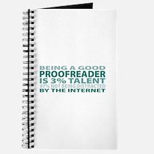 Good Proofreader Journal