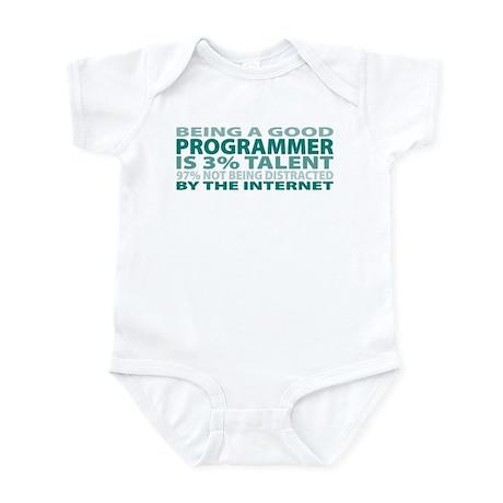 Good Programmer Infant Bodysuit