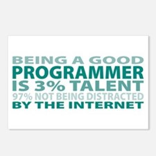 Good Programmer Postcards (Package of 8)
