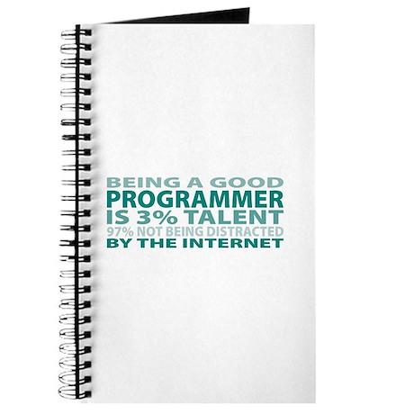 Good Programmer Journal