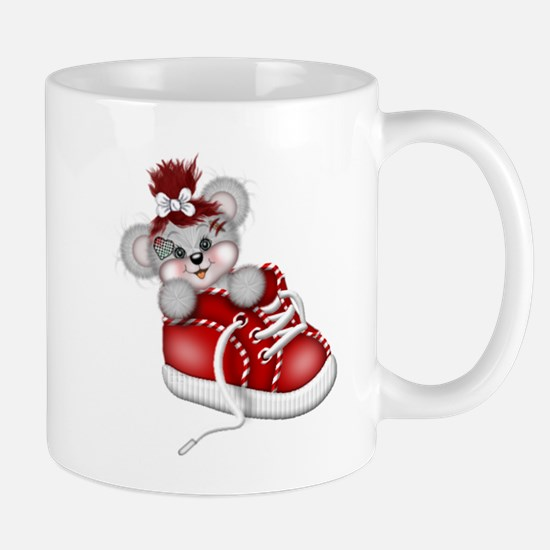 LITTLE SNEAKER (red) Mug