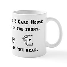 Joe's Bar & Card House. Liqu Mug