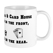 Joe's Bar & Card House. Liqu Mug
