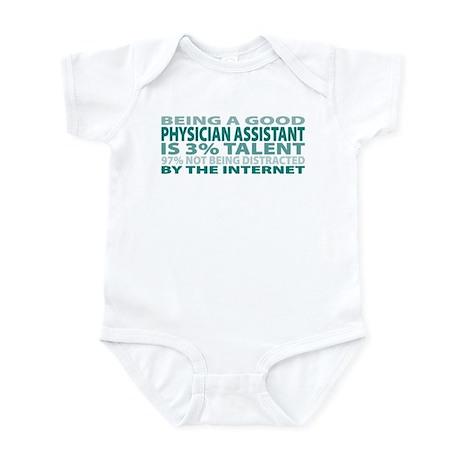 Good Physician Assistant Infant Bodysuit