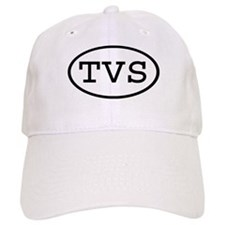 TVS Oval Baseball Cap