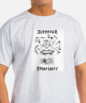 Discover Spinfinity T-Shirt