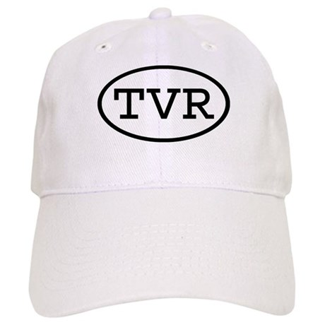 TVR Oval Cap