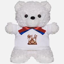 Riyah-Li Designs Happy Buddha Teddy Bear