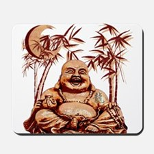 Riyah-Li Designs Happy Buddha Mousepad