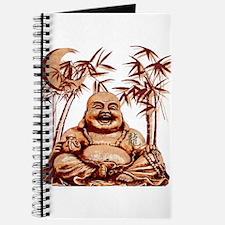 Riyah-Li Designs Happy Buddha Journal