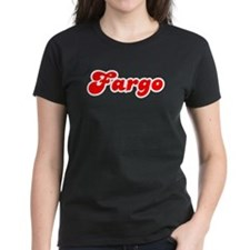 Retro Fargo (Red) Tee