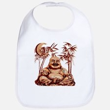 Riyah-Li Designs Happy Buddha Bib