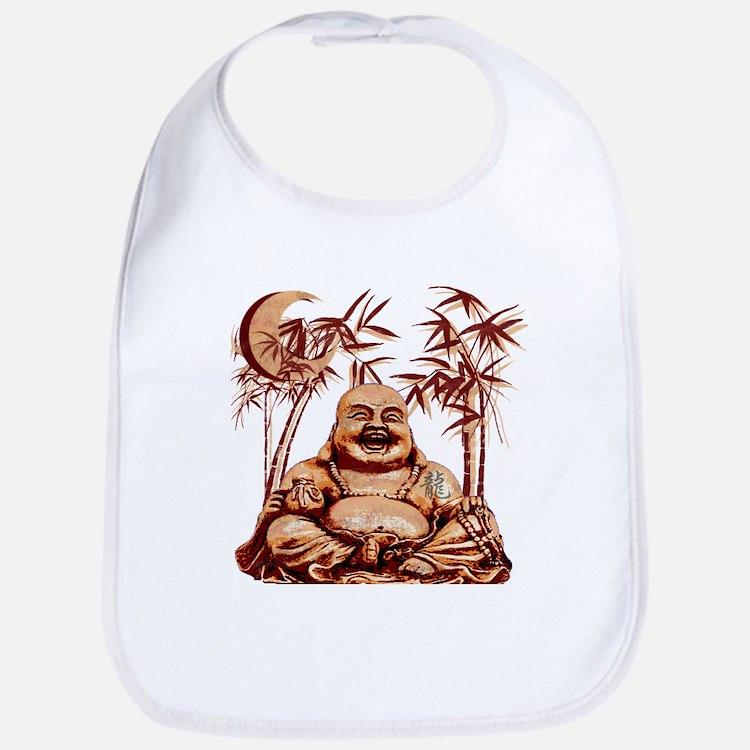 Riyah-Li Designs Happy Buddha Bib