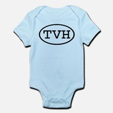 TVH Oval Infant Bodysuit