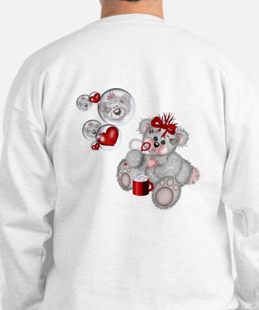 BLOWING BUBBLES Sweatshirt