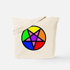 Gay Satanist Tote Bag