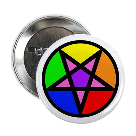 "Gay Satanist 2.25"" Button"