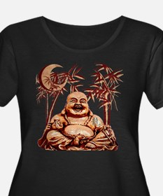 Riyah-Li Designs Happy Buddha T
