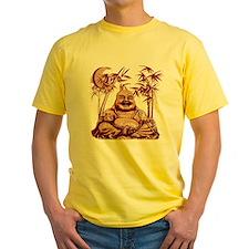 Riyah-Li Designs Happy Buddha T
