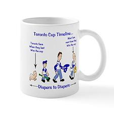 Toronto Cup Timeline Mug