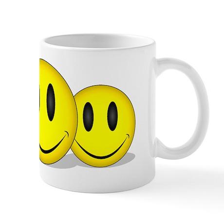 Happy Faces Mug