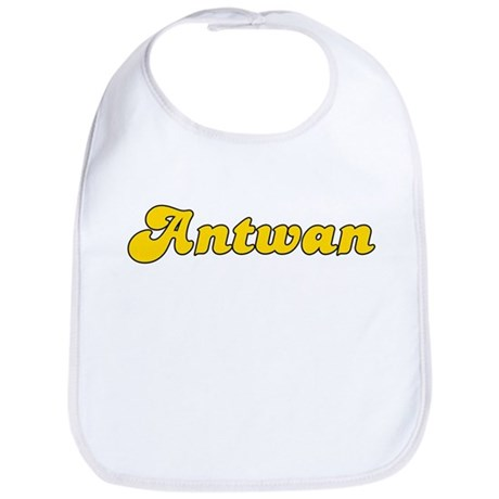 Retro Antwan (Gold) Bib