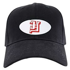 Funky Red H Baseball Hat