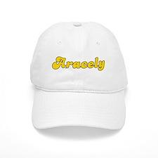 Retro Aracely (Gold) Baseball Cap