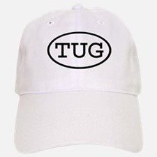 TUG Oval Baseball Baseball Cap