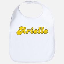 Retro Arielle (Gold) Bib