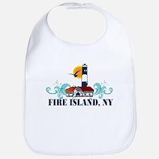 Fire Island Bib