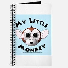 My Little Monkey Journal