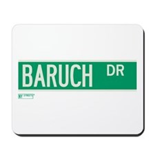 Baruch Drive in NY Mousepad